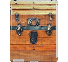 Antique Trunk iPad Case/Skin
