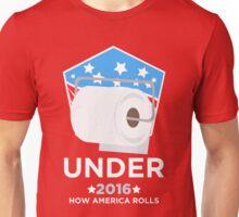 Roll the Vote! UNDER! Unisex T-Shirt