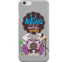 Bats Imaginary Friends, Baneduardo, Wiltcrow, and CoCoFace iPhone Case/Skin