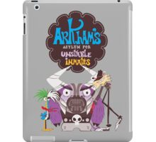 Bats Imaginary Friends, Baneduardo, Wiltcrow, and CoCoFace iPad Case/Skin