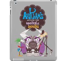Bats Imaginary Friends, Baneduardo, Wiltcrow, and CoCoFace iPad Case/Skin