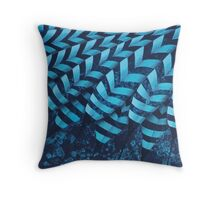 Forest Sentinel . extended Throw Pillow