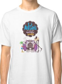 Bats Imaginary Friends, Baneduardo, Wiltcrow, and CoCoFace Classic T-Shirt
