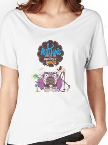 Bats Imaginary Friends, Baneduardo, Wiltcrow, and CoCoFace Women's Relaxed Fit T-Shirt