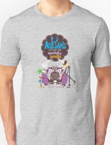 Bats Imaginary Friends, Baneduardo, Wiltcrow, and CoCoFace T-Shirt