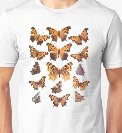 The Butterfly Book Collage I Unisex T-Shirt