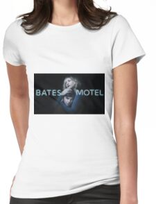 The Bates' Womens Fitted T-Shirt