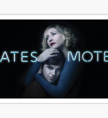 The Bates' Sticker