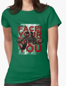 Face! Your Moustache Needs YOU! T-Shirt