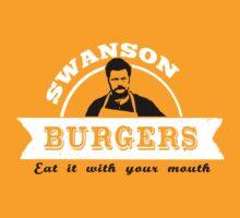 Swanson Burgers T-Shirt
