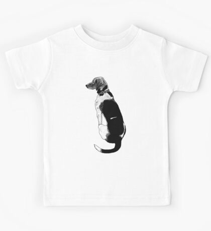 Just A Pup Kids Tee