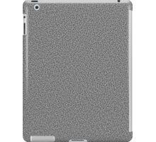 White noise iPad Case/Skin