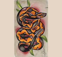 old timey snake tattoo Unisex T-Shirt