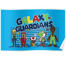 Galaxy of Guardians Poster