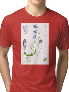 Liden Klokke Tri-blend T-Shirt