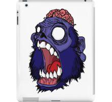Monkey Brains iPad Case/Skin