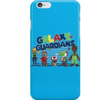 Galaxy of Guardians iPhone Case/Skin
