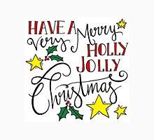 Holly Jolly Christmas Unisex T-Shirt