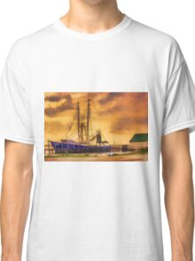 Captain Ricky's Boat Classic T-Shirt