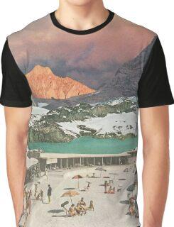 Jade Lake Resort Graphic T-Shirt