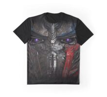 Transformers Optimus Prime Graphic T-Shirt