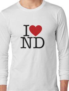 I Heart New Donk Long Sleeve T-Shirt