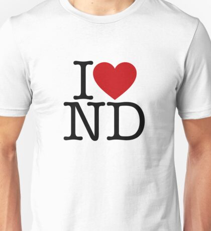 I Heart New Donk Unisex T-Shirt