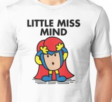 Little Miss Mind Unisex T-Shirt