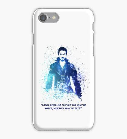 Killian Jones Galaxy II iPhone Case/Skin