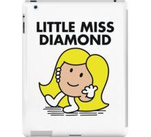 Little Miss Diamond iPad Case/Skin