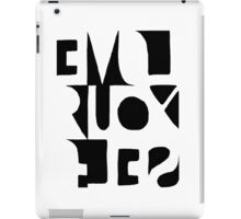 Love Your Self in the Mirror iPad Case/Skin