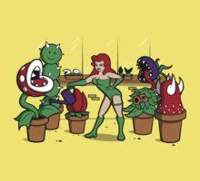 Ivy's Greenhouse Kids Tee