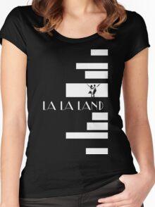 La La Land Women's Fitted Scoop T-Shirt
