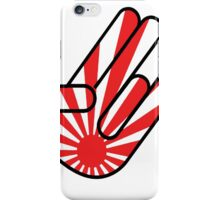Rising shocker iPhone Case/Skin