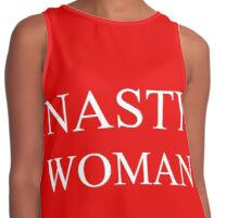 Nasty Woman Contrast Tank