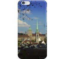A City and a Home iPhone Case/Skin