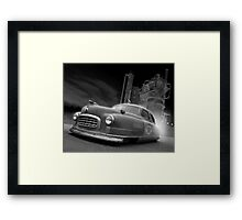 Gas Cops Framed Print