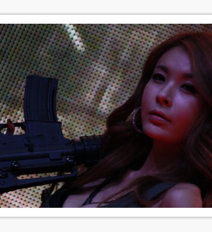 Machine Gun Kelly 2 Sticker