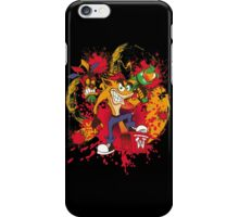 Bad-A Bandicoot iPhone Case/Skin