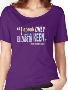 Elizabeth Keen Women's Relaxed Fit T-Shirt