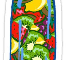Fruit Bottle Sticker