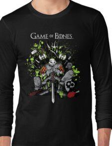 Game of Bones Long Sleeve T-Shirt