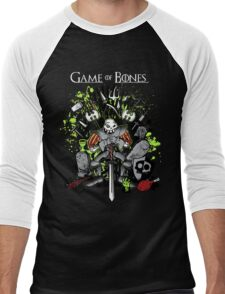 Game of Bones Men's Baseball ¾ T-Shirt