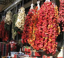 Dry peppers by rasim1