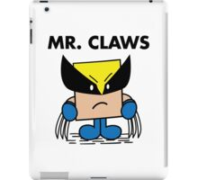 Mr. Claws iPad Case/Skin