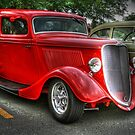 Classic Red by George Lenz