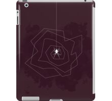 Spider Web Abstract iPad Case/Skin
