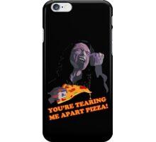 Tear-Apart Pizza iPhone Case/Skin