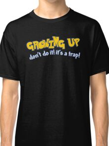 Growing Up (Pokémon Inspired) Classic T-Shirt