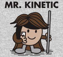 Mr. Kinetic One Piece - Long Sleeve